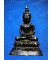รูปหล่อพระพุทธศักดิ์สิทธิ์  รุ่นปฐวีธาตุ ปี2536