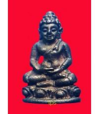 พระชัยวัฒน์97ปี ปี33 เนื้อนวโลหะ หลวงปู่บุดดา