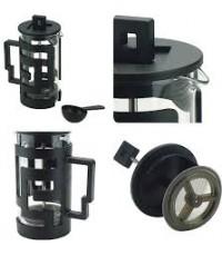 เครื่อง ชง กาแฟ กาแฟแบบ French Press ขนาด 800ml เครื่องชงกาแฟสด Teapot or Tea Makertiamo แก้วชงกาแฟส