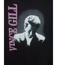 เสื้อทัวร์วงคันทรี่ Vintage 1993 VINCE GILL country tour concert t-shirt Sz XL