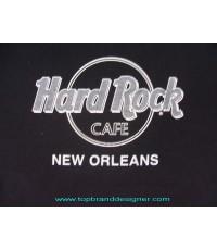 เสื้อยืดมือสอง Vintage Hard Rock CAFE NEW ORLEANS t- shirt XXL cool
