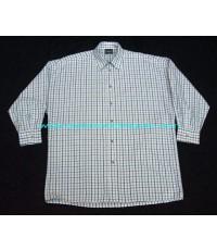 เสื้อ VERSACE JEANS Italy Shirt Used Designer Clothes เวอร์ซาเช่แบรนด์เนมมือสองของแท้ L