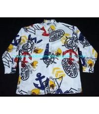 เสื้อเชิ้ต PIA SPORTS Speedy Shirt Used Designer Clothes แบรนด์เนมมือสองจากอิตาลี 4