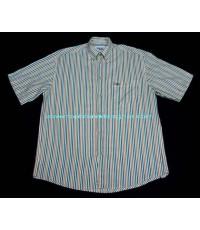 เสื้อเชิ้ต MISSONI SPORT Italy Shirt Used Designer Clothes แบรนด์เนมมือสองแท้จากอิตาลี M-L