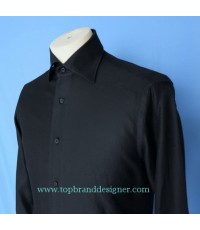 เสื้อทำงาน PEROSINO Italy Men Dress Shirt Used Designer