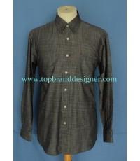 เสื้อเชิ้ต JEANING GARAGE Men Used Designer Shirt Gray L