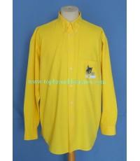 เสื้อเชิ้ต HISTORY ICEBERG Italy Men Used Designer Shirt Tom Jerry XL