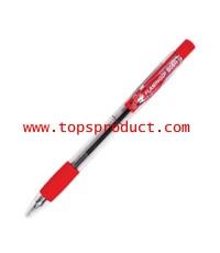 ปากกาลูกลื่น 0.5 มม. (แพ็ค 50 ด้าม) แดง ฟลามิงโก้ B06R