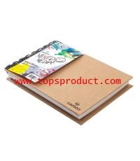 สมุดMixed Media A6 300แกรม (25แผ่น/เล่ม) แคนสัน 600766