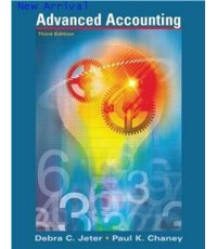 Advanced Accounting, 3rd Edition