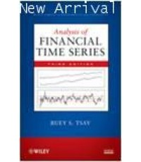 Analysis of Financial Time Series 3rd Edition ISBN9780470414354