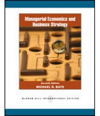 Managerial Economics and Business Strategy ISBN9780071267441