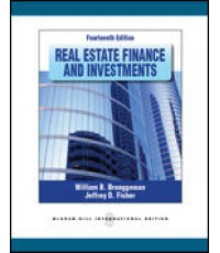 Real Estate Finance and Investments 14ED Y2010 ISBN 9780071289184