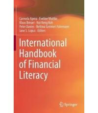 International Handbook of Financial Literacy   ISBN 9789811003585