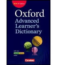 Oxford Advanced Learner\'s Dictionary, Ninth Edition  ISBN 9780194798792