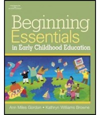 Beginning Essentials in Early Childhood Education  1rd Edition  ISBN  9781418011338