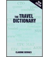 Travel Dictionary  1st Edition ISBN 9780933143586