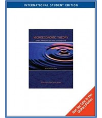 Microeconomic Theory: Basic Principles and Extensions  9th  ISBN 9780324225051