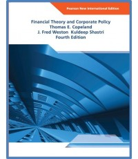 Financial Theory and Corporate Policy   New International Edition  ISBN  9781292021584