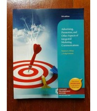 Advertising Promotion,Other Aspects of Integrated Marketing Communications 9th ISBN 9789814609265