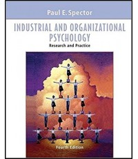 Industrial and Organizational Psychology: Research and Practice  4th Edition  ISBN  9780471690993