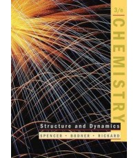 Chemistry : Structure and Dynamics  3/e  ISBN 9780471655527