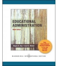 Educational Administration: Theory, Research, And Practice (Int\'l Ed)ISBN  9781259012242