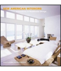 New American Interiors : Innovations in Residential Design  ISBN 9780823031771