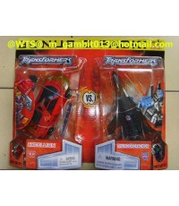 TRANSFOMER CLASSIC DX EXCELLION + THUNDERCRACKER [SOLD OUT]