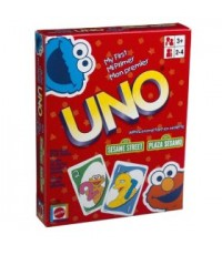 FOR MEMBER ONLY : UNO SESAME STREET [SOLD OUT]