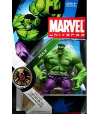 MARVEL HERO : MARVEL UNIVERSE GREEN HULK [SOLD OUT]