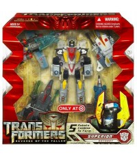 TRANSFORMER MOVIE 2 : SUPERION Combine Series [SOLD OUT]
