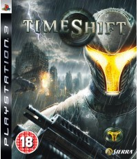 PS3 : TIME SHIFT [USED] [ENGLISH] [ZONE 1] [A] [1]