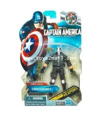 CAPTAIN AMERICA : NO.10 CROSSBONES [SOLD OUT]