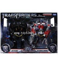 TF 3 DOTM : LEADER OPTIMUS  JETFIRE TAKARA [SOLD OUT] สินค้าฝากขาย