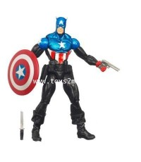 MARVEL LEGEND : MARVEL LEGEND 2012 WAVE 2 : CAPTAIN AMERICA  ไม่มีชิ้นส่วน BAF [OPEN IT!!!] [2]