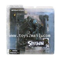 AF : SPAWN SERIES 24 : SPAWN CLASSIC COMICCOVER SPAWN i.64 สินค้าหายากครับ [SOLD OUT]