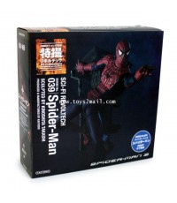 REVOLTECH : SCI-FI NO.39 SPIDER-MAN  [SOLD OUT]