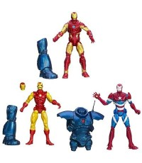 MARVEL LEGEND 2013 : IRON MAN LEGEND WAVE 1 ครบชุด 3 แพค [SOLD OUT]