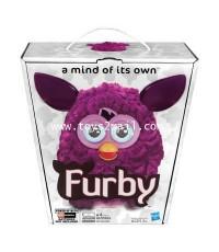 NEW FURBY 2013 : FURBY PLUM สีม่วงล้วน สุขุมนุ่มลึกหายากครับ Chinese Ver. [SOLD OUT]