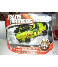 TRANSFORMERS MOVIE VOYAGER AUTOBOT RATCHET TAKARA มือ 2 สภาพเทพมากๆครับ [SOLD OUT]