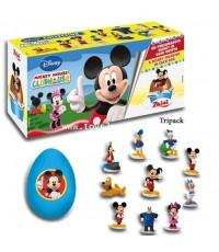 MAGIC KINDER : ZAINI CHOCOLAT EGGS : MICKEY MOUSE ของเล่นไข่น้องใหม่จากอิตาลี่ [SOLD OUT]
