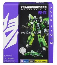 TRANSFORMER MASTER PIECE : TOYSR\'US EXCUSIVE MP-01 ACID STORM HASBRO [SOLD OUT]