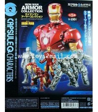MARVEL HERO ETC : IRON MAN ARMOR COLLECTION Vol. 1 ล๊อต JAPAN [2]
