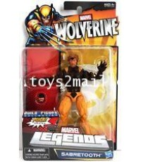 MARVEL LEGEND 2013 : WOLVERINE LEGEND WAVE 1 : SABRETOOTH [SOLD OUT]