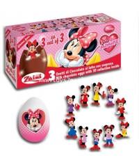 MAGIC KINDER : ZAINI CHOCOLAT EGGS : I LOVE MINNIE 3D COLLECTION ของเล่นไข่ช๊อคโกแล๊ต [SOLD OUT]