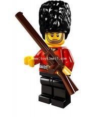 LEGO : LEGO MINI FIGURE SERIES 5 : No.03 ROYAL GUARD กองทหารรักษาพระองค์ [1]