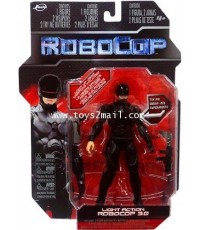 AF : 6 นิ้ว ROBOCOP 2014 BLACK Ver. จากภาพยนต์โรโบคอปภาคใหม่ล่าสุด  Jada TOYS [SOLD OUT]