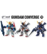 BANDAI : Gundam Converge FW Series 11 เศษชุด 3 ตัวตามรูป [SOLD OUT]