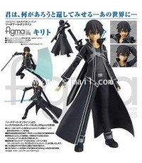 AF : FIGMA No. 174 KIRITO From [SWORD ART ONLINE] ล๊อตญี่ปุ่น [SOLD OUT]
